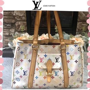 Authentic Louis Vuitton Monogram Aurelia Bag